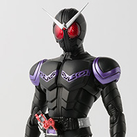 S.H.Figuarts(真骨彫製法) 仮面ライダージョーカー