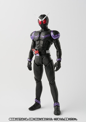 S.H.Figuarts(真骨彫製法) 仮面ライダージョーカー【2次:2018年7月発送】 01