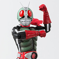 S.H.Figuarts(真骨彫製法) 仮面ライダー新2号
