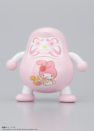 DARUMA CLUB MY MELODY B 01