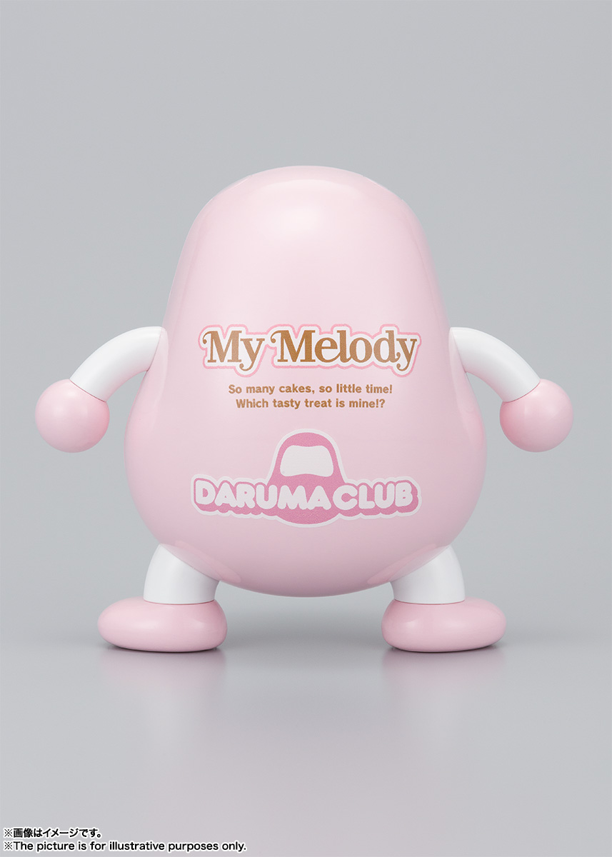 DARUMA CLUB MY MELODY B 02