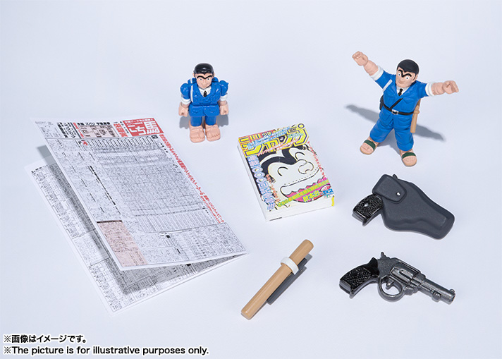 S.H.Figuarts 両津勘吉 JUMP 50th ANNIVERSARY EDITION ~II~ 05