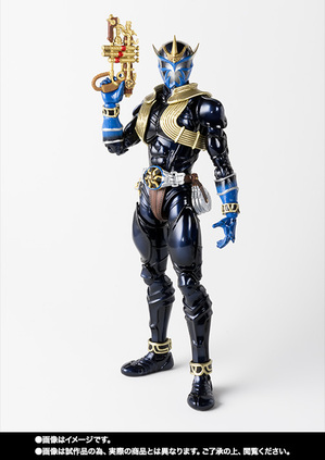 S.H.Figuarts(真骨彫製法) 仮面ライダー威吹鬼 02