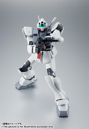 ROBOT魂 <SIDE MS> RGM-79D ジム寒冷地仕様 ver. A.N.I.M.E. 01