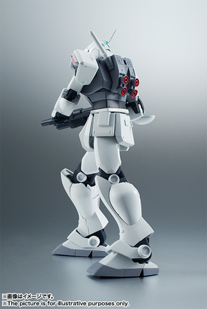 ROBOT魂 <SIDE MS> RGM-79D ジム寒冷地仕様 ver. A.N.I.M.E. 02