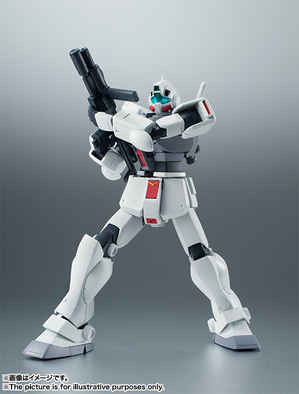 ROBOT魂 <SIDE MS> RGM-79D ジム寒冷地仕様 ver. A.N.I.M.E. 05