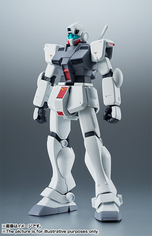 ROBOT魂 <SIDE MS> RGM-79D ジム寒冷地仕様 ver. A.N.I.M.E. 06