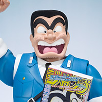 S.H.Figuarts 両津勘吉 JUMP 50th ANNIVERSARY EDITION ~II~【先着販売】