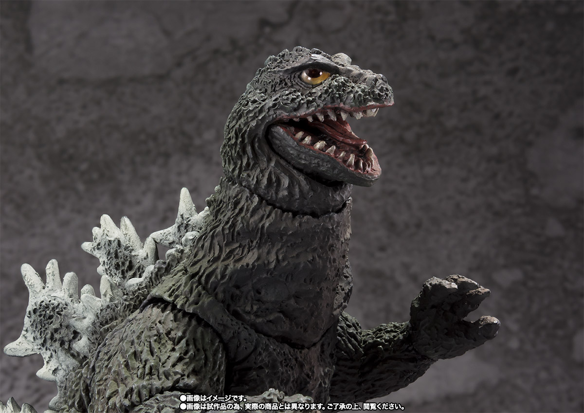 S.H.MonsterArts ゴジラ(1962) 02