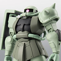 ROBOT魂 <SIDE MS> MS-06 量産型ザク ver. A.N.I.M.E. ~ファーストタッチ2500~