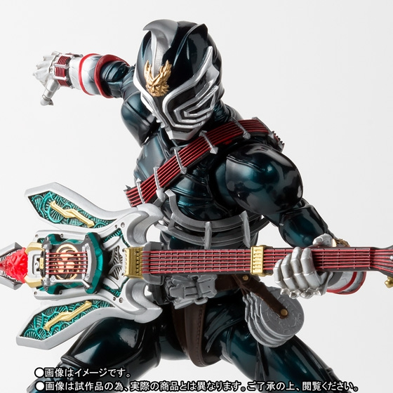 S.H.Figuarts(真骨彫製法) 仮面ライダー轟鬼 01
