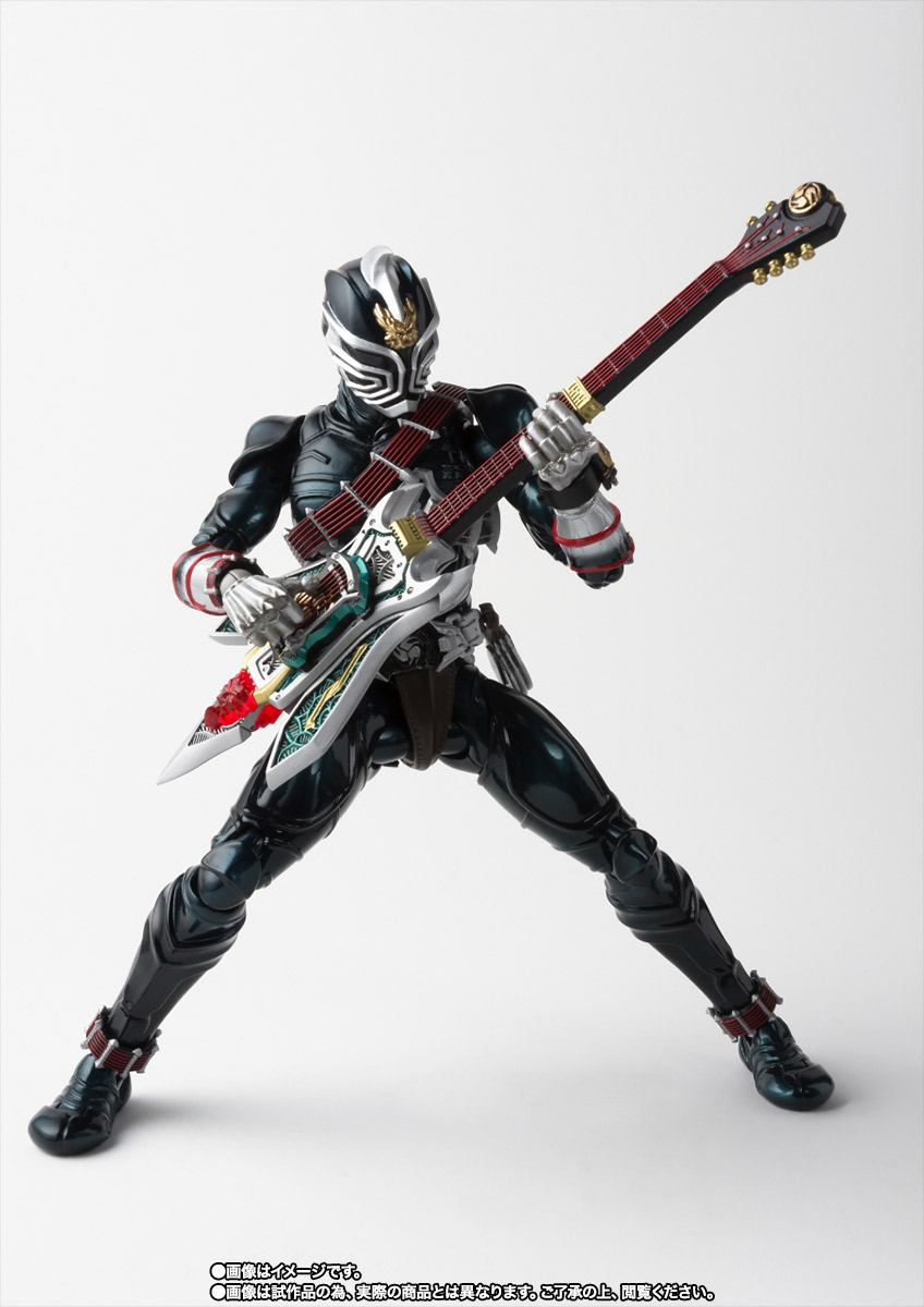 S.H.Figuarts(真骨彫製法) 仮面ライダー轟鬼 03
