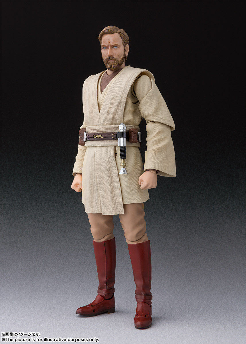 S.H.Figuarts オビ=ワン・ケノービ(STAR WARS:Revenge of the Sith) 02