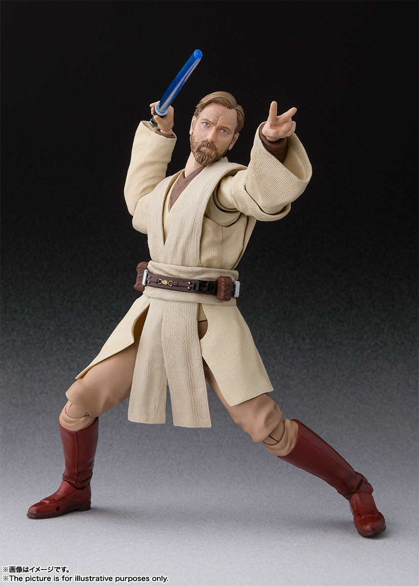 S.H.Figuarts オビ=ワン・ケノービ(STAR WARS:Revenge of the Sith) 03
