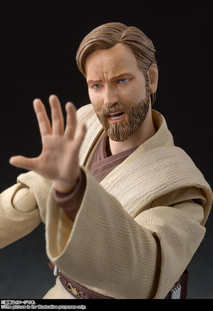 S.H.Figuarts オビ=ワン・ケノービ(STAR WARS:Revenge of the Sith) 07