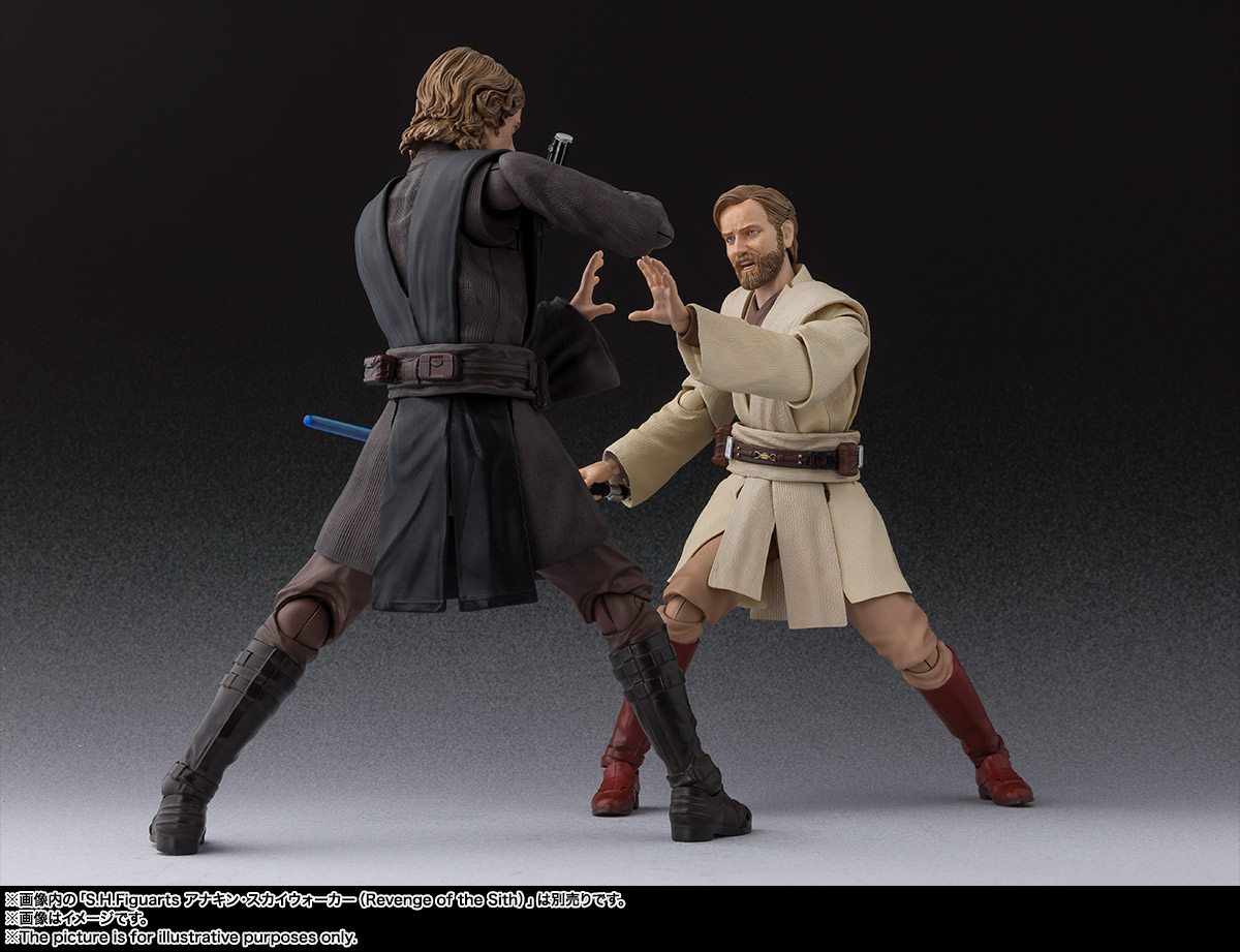 S.H.Figuarts オビ=ワン・ケノービ(STAR WARS:Revenge of the Sith) 09