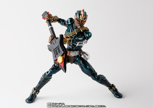 S.H.Figuarts(真骨彫製法) 仮面ライダー斬鬼 05