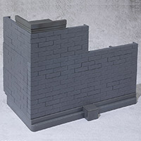 魂OPTION Brick Wall(Gray ver.)