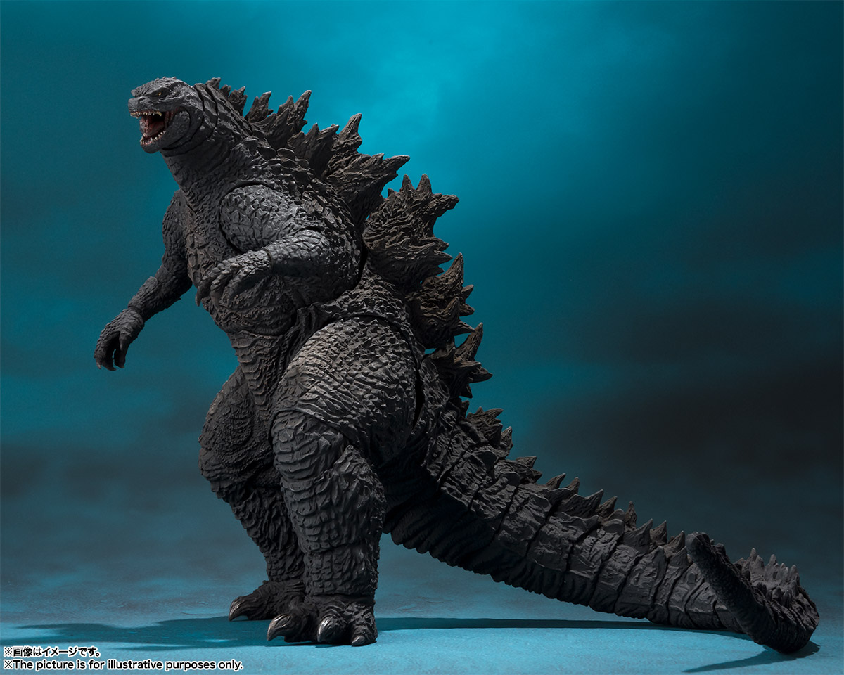 S.H.MonsterArts ゴジラ(2019) 01