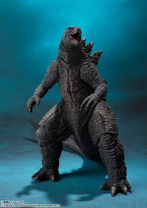 S.H.MonsterArts ゴジラ(2019) 03
