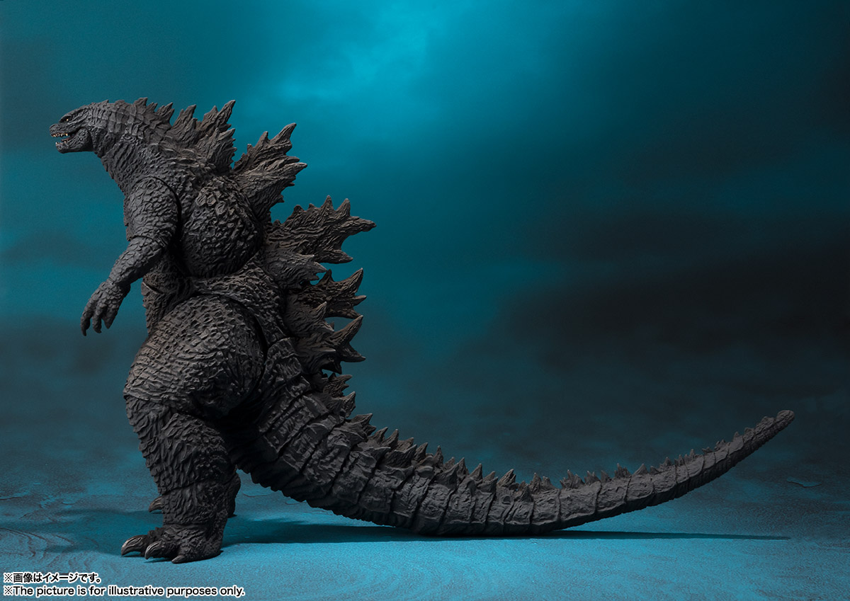 S.H.MonsterArts ゴジラ(2019) 04