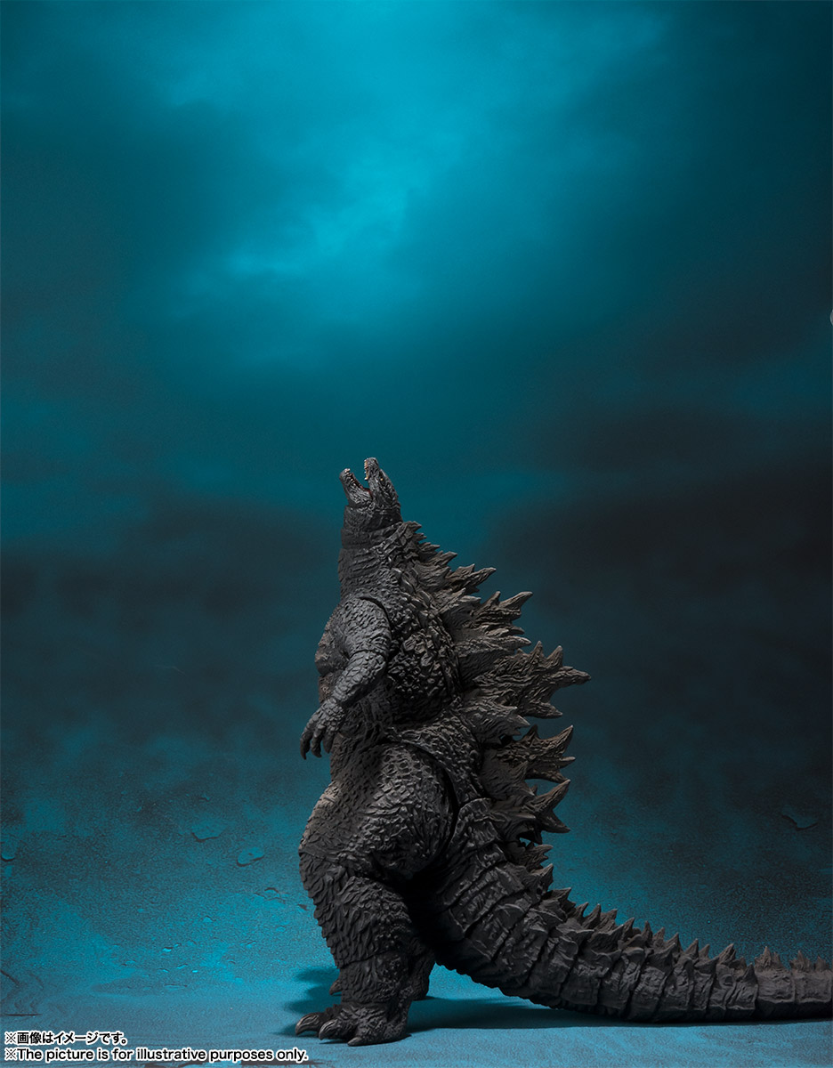 S.H.MonsterArts ゴジラ(2019) 05