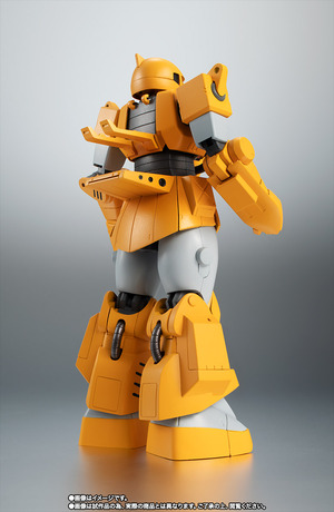ROBOT魂 <SIDE MS> MS-06W 一般作業型ザク ver. A.N.I.M.E. 03