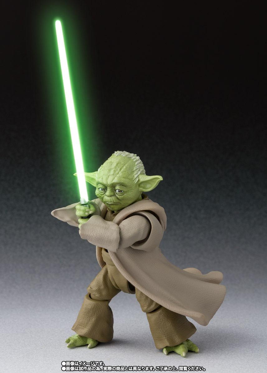 S.H.Figuarts ヨーダ(STAR WARS:Revenge of the Sith) 02