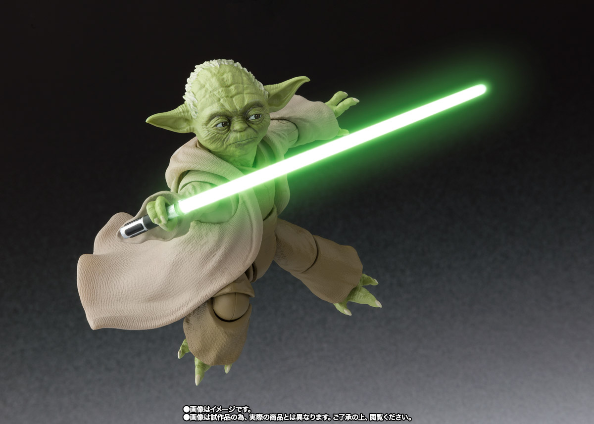 S.H.Figuarts ヨーダ(STAR WARS:Revenge of the Sith) 03