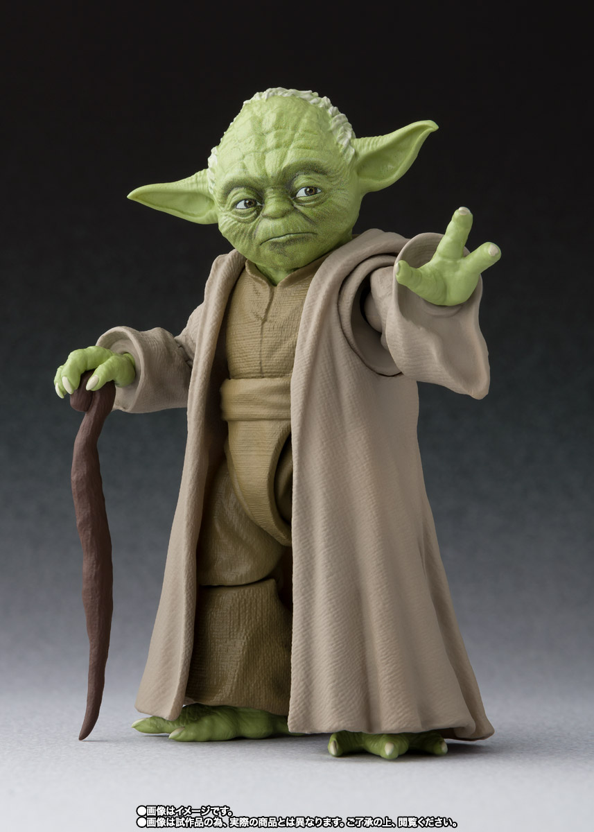 S.H.Figuarts ヨーダ(STAR WARS:Revenge of the Sith) 10