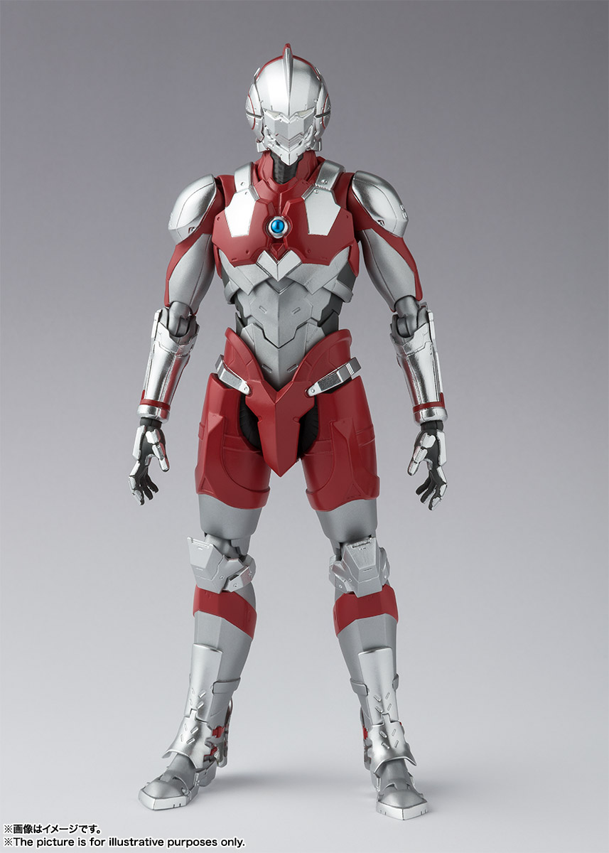 S.H.Figuarts ULTRAMAN -the Animation- 02