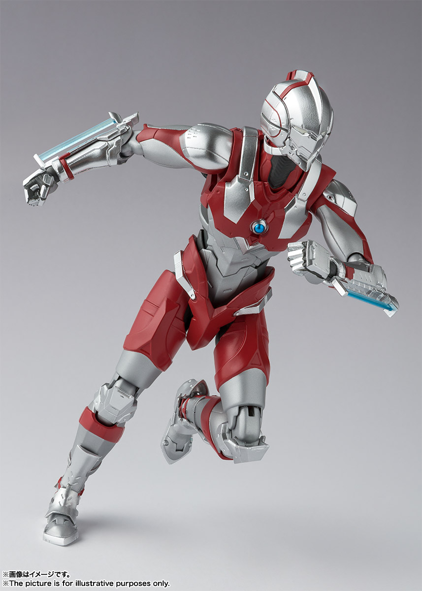 S.H.Figuarts ULTRAMAN -the Animation- 05