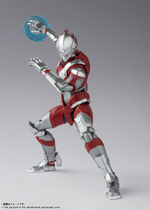 S.H.Figuarts ULTRAMAN -the Animation- 06