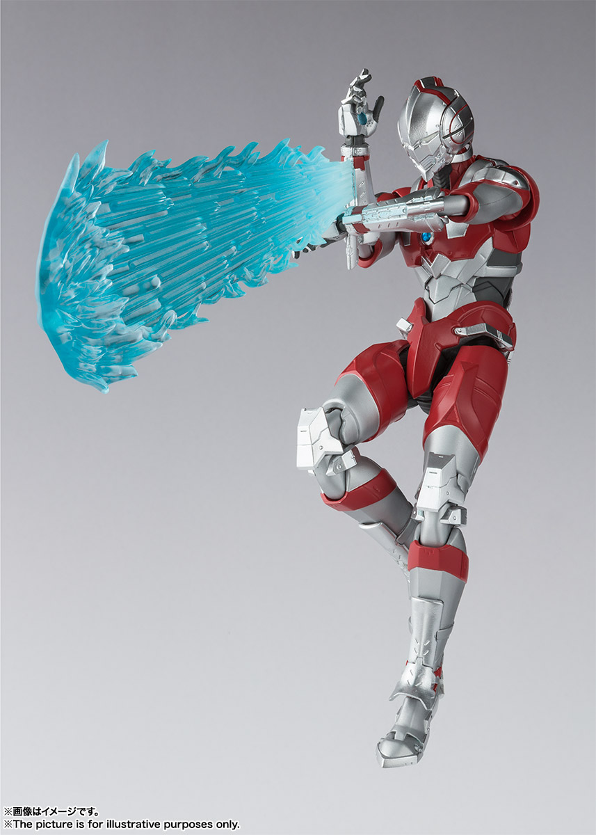 S.H.Figuarts ULTRAMAN -the Animation- 07