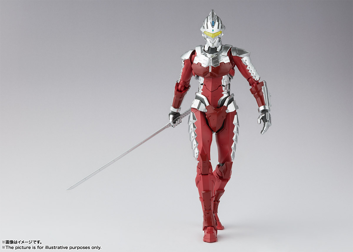 S.H.Figuarts ULTRAMAN SUIT ver7 -the Animation- 03
