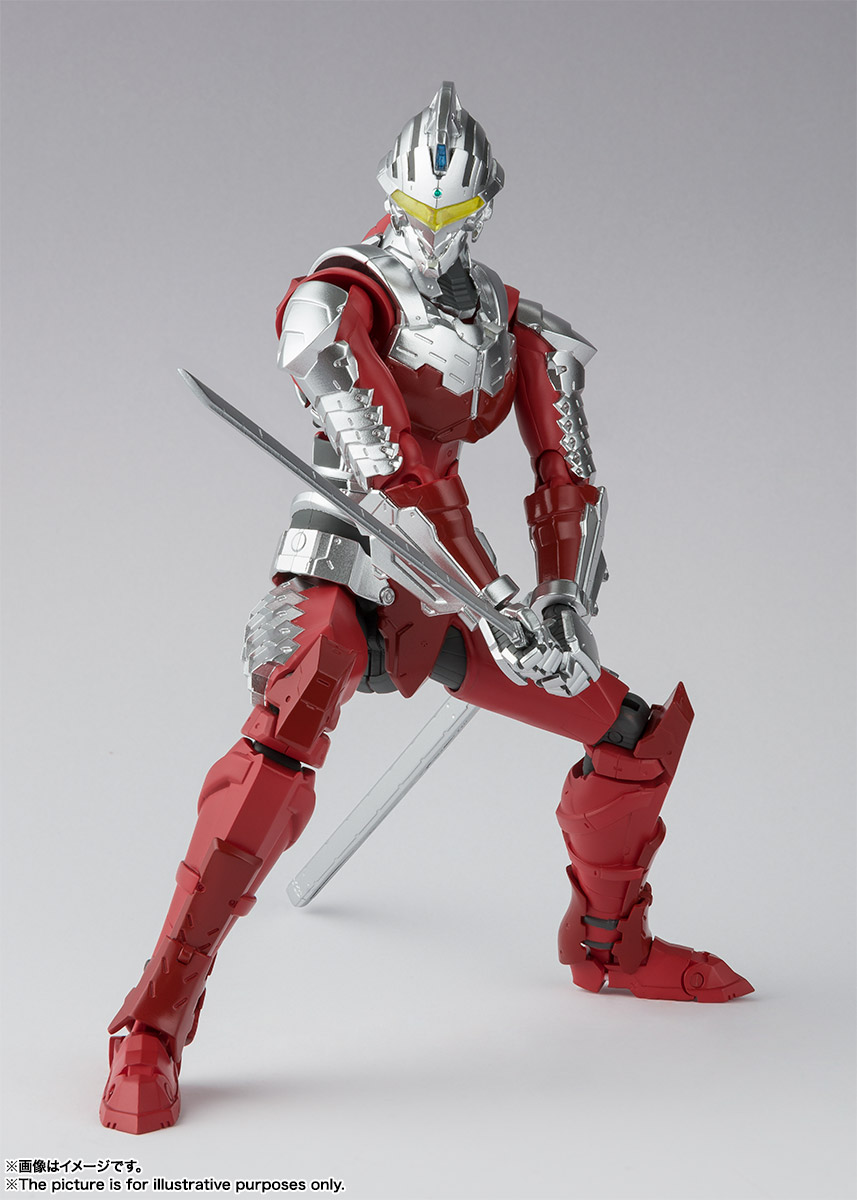 S.H.Figuarts ULTRAMAN SUIT ver7 -the Animation- 05