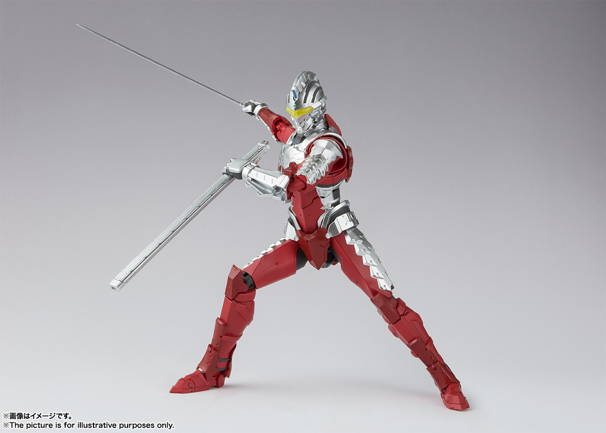 S.H.Figuarts ULTRAMAN SUIT ver7 -the Animation- 07