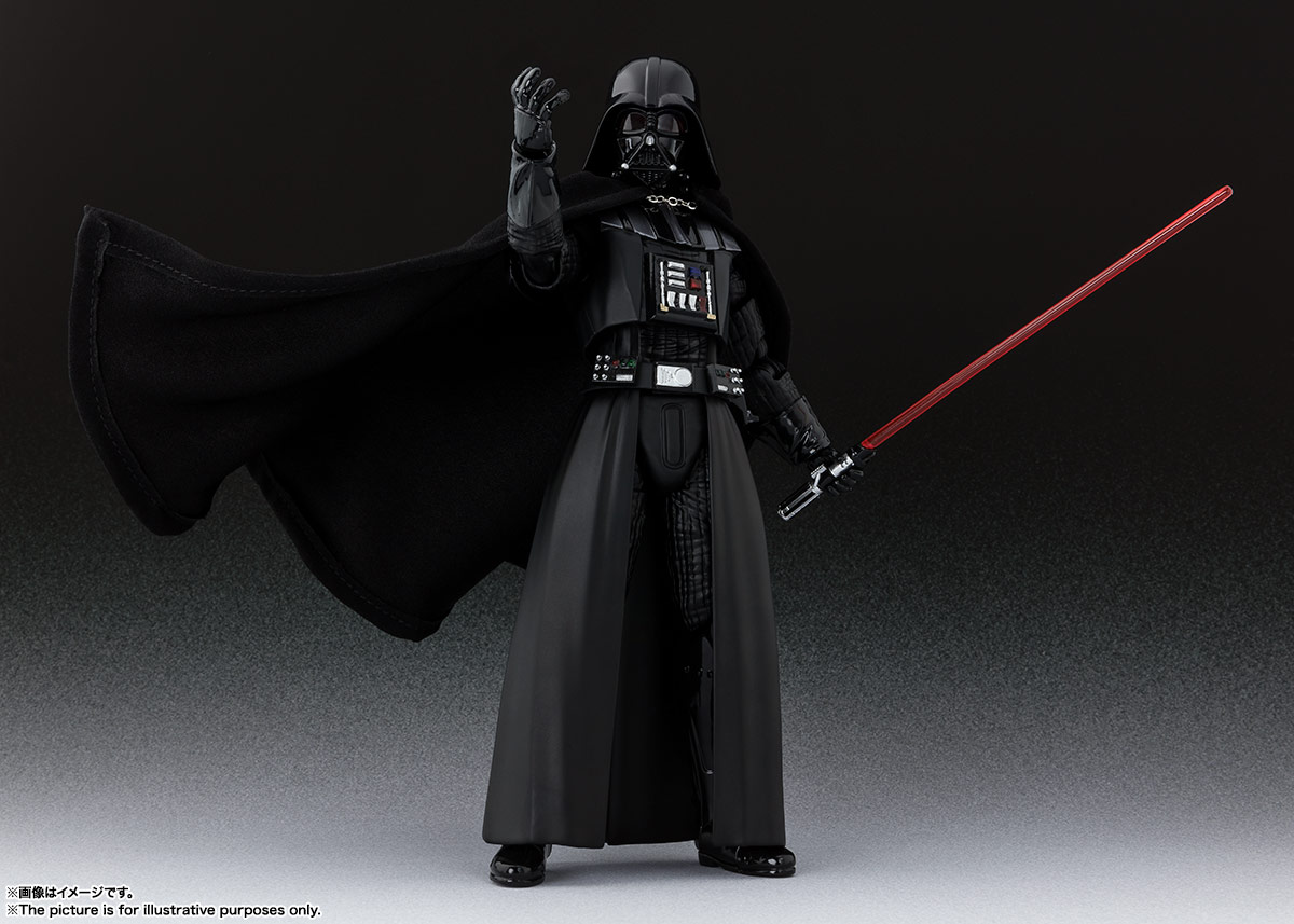 S.H.Figuarts ダース・ベイダー(STAR WARS: Return of the Jedi) 01