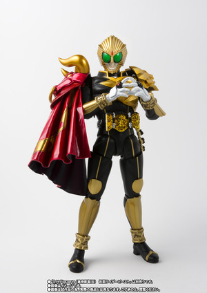 S.H.Figuarts(真骨彫製法) 仮面ライダービースト マントセット 05