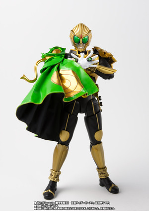 S.H.Figuarts(真骨彫製法) 仮面ライダービースト マントセット 06