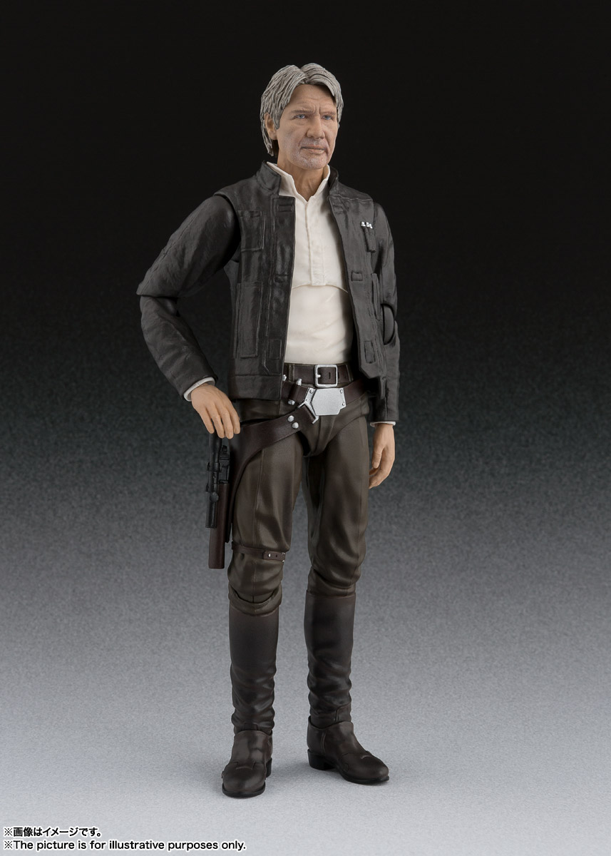 S.H.Figuarts ハン・ソロ(STAR WARS: The Force Awakens) 03