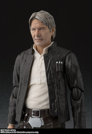 S.H.Figuarts ハン・ソロ(STAR WARS: The Force Awakens) 04