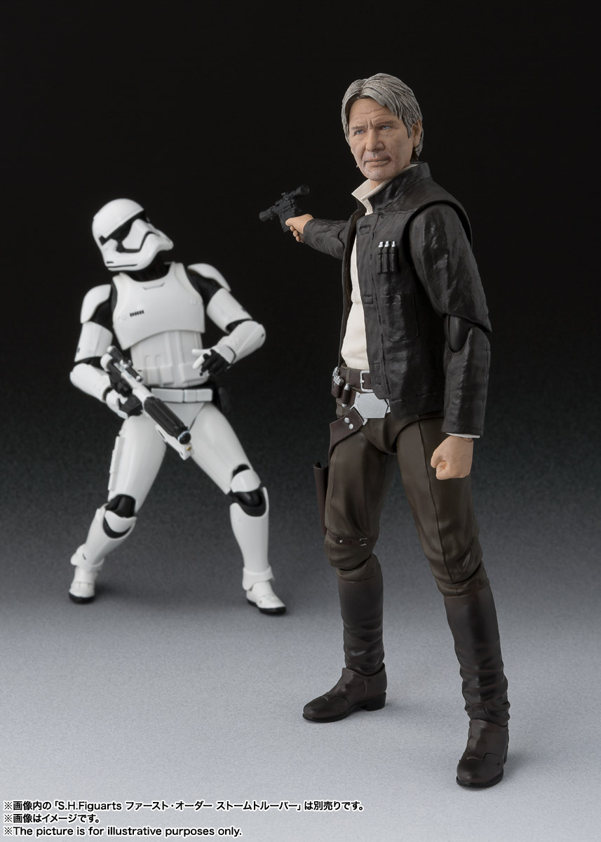 S.H.Figuarts ハン・ソロ(STAR WARS: The Force Awakens) 06