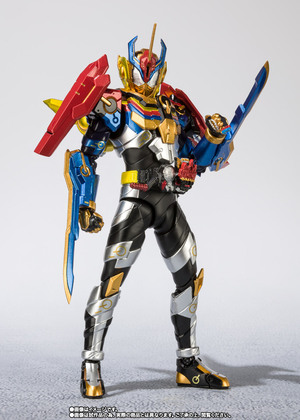 S.H.Figuarts 仮面ライダーグリスパーフェクトキングダム 02