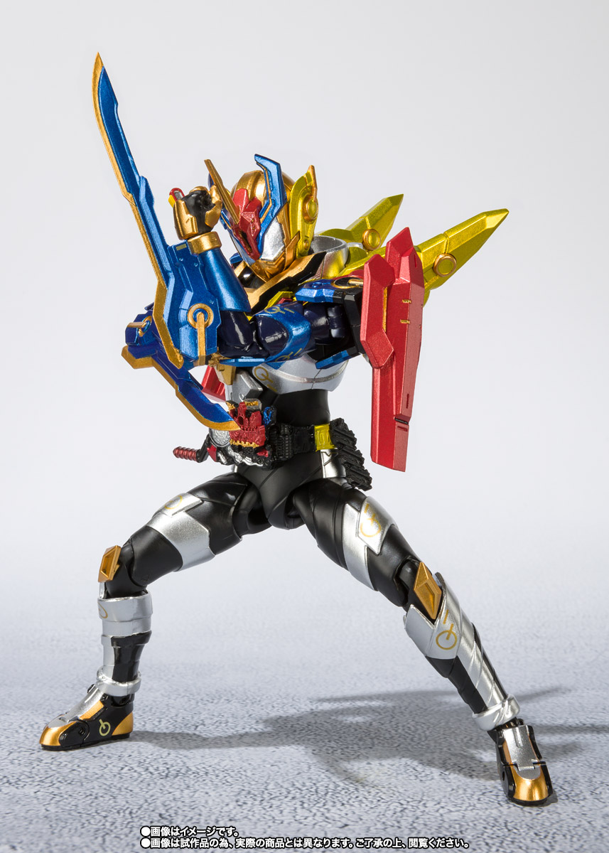 S.H.Figuarts 仮面ライダーグリスパーフェクトキングダム 05