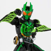S.H.Figuarts(真骨彫製法) 仮面ライダーオーズ ガタキリバ コンボ