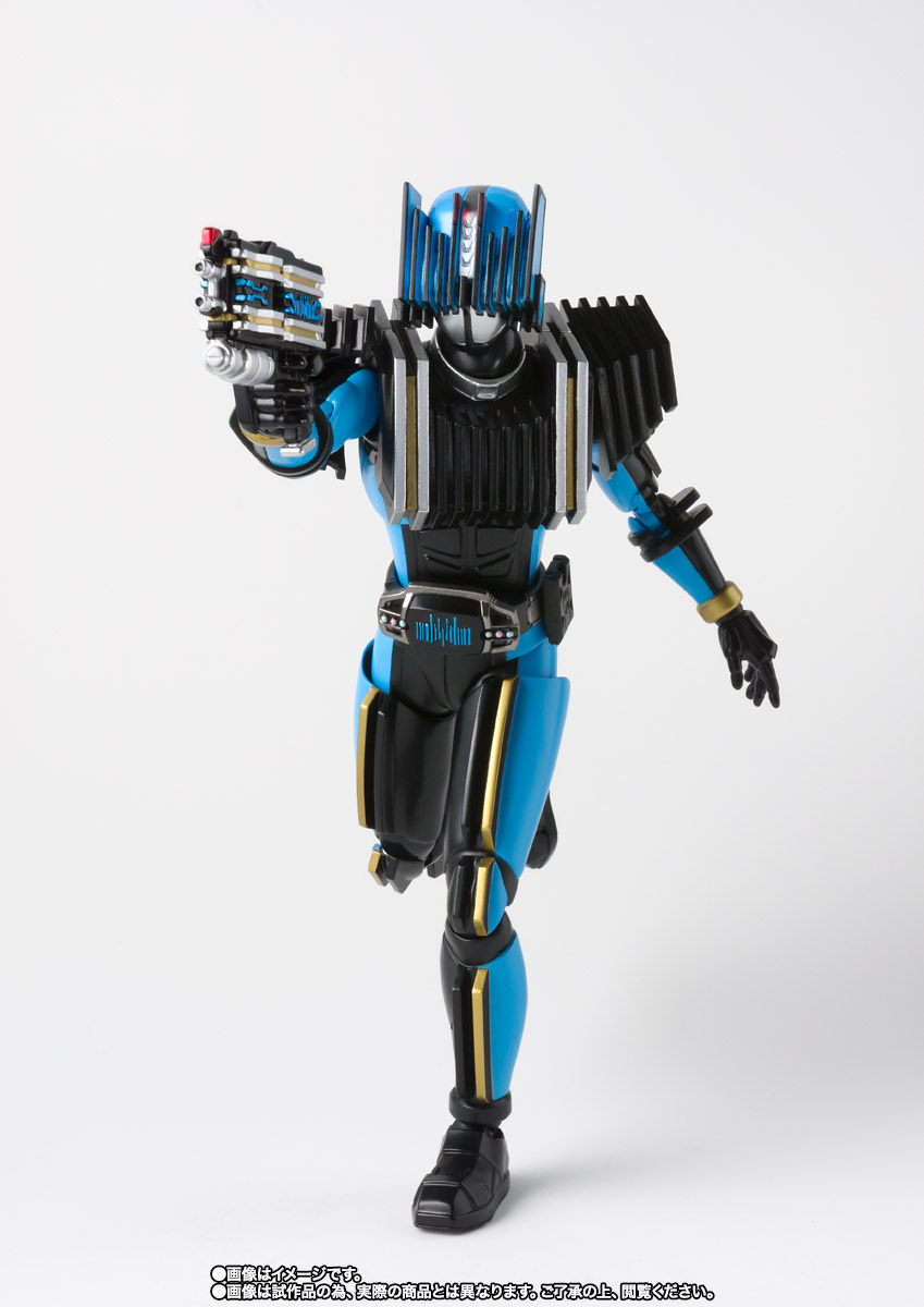 S.H.Figuarts(真骨彫製法) 仮面ライダーディエンド 06