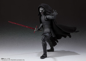 S.H.Figuarts カイロ・レン(STAR WARS: The Rise of Skywalker) 01