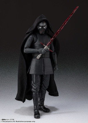 S.H.Figuarts カイロ・レン(STAR WARS: The Rise of Skywalker) 02
