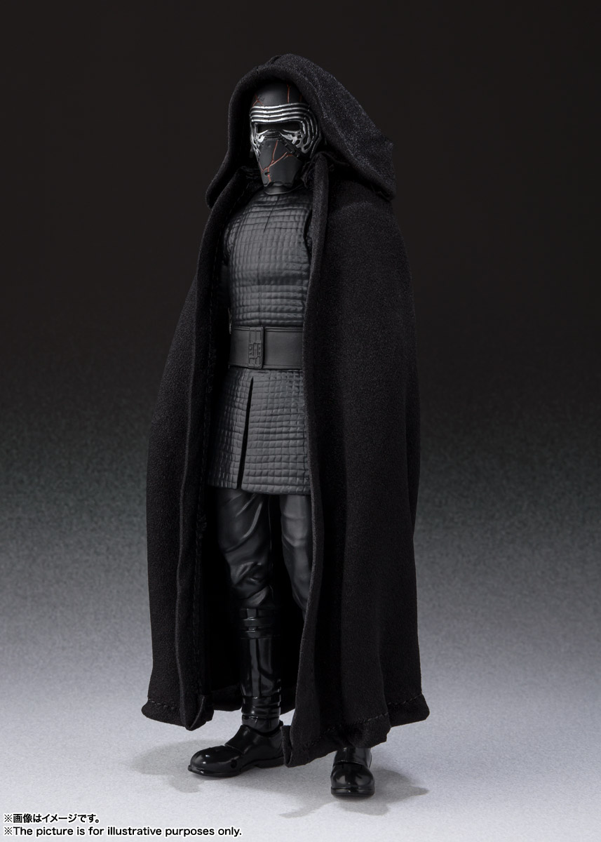S.H.Figuarts カイロ・レン(STAR WARS: The Rise of Skywalker) 04